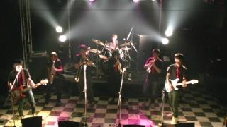 "three minute hero ""gabriel""(live)"