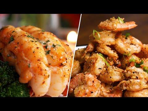 Homemade Shrimp And Lobster Fest