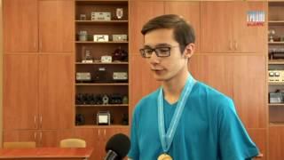 Победитель олимпиады по физике