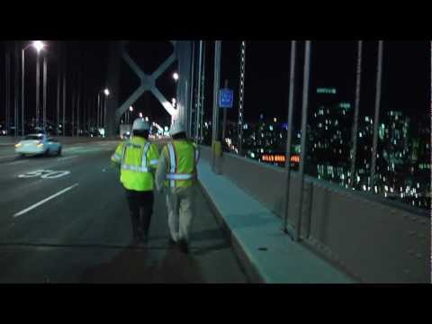 The Bay Bridge's Crazy Light Show Has An Illuminating Documentary