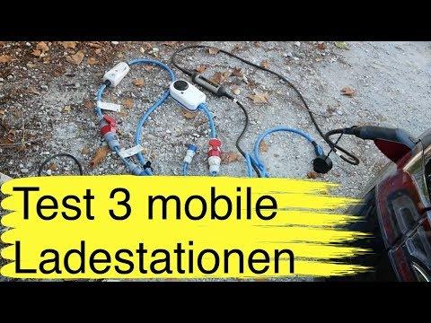 3 mobile Ladestationen im ersten Praxis-Check: JuiceBooster 2+ go-e Charger + NRGkick