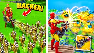 FORTNITE FAILS & Epic Wins! #181 (Fortnite Battle Royale Funny Moments)