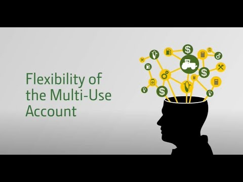 Flexibility of the Multi-Use Account