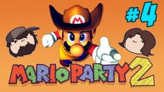 Mario Party 2: Jon's Favorite - PART 4 - Game Grumps VS
