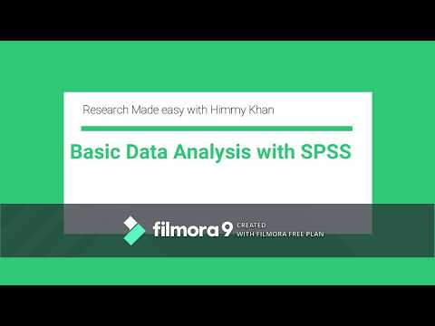 193 A Complete Training Course of SPSS - YouTube