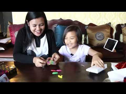 ลุ้นมากกก แกะ แกะ แกะ น้องควีน แกะกล่องของเล่น 5 บาท 24 กล่อง QueenTubeTH ✔︎