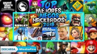 Top Mejores Juegos Hackeados Para Android 2018 免费在线视频最佳