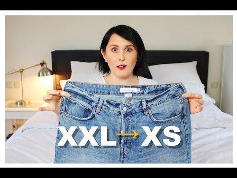 48 svarų svorio metimas
