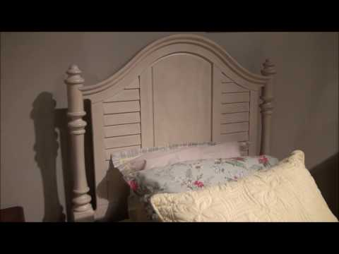 Palm Beach Bedroom Set by Winners Only Furniture