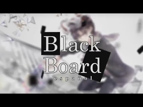 【蝶々P ft.ナノ】Black Board 歌ってみた「Nano English Cover」[Traducción al Español]
