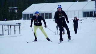 VG Lekene #3: Dramatisk Skisprint