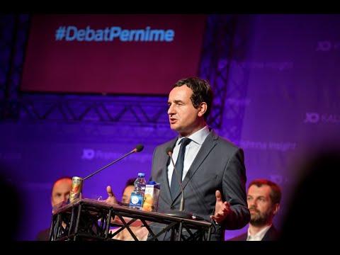 Programi i Albin Kurtit #DebatPernime 26.09.2019
