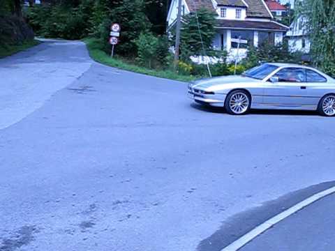 "BMW 840 CI . With 19"" breyton rims"