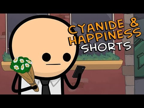 Rande naslepo - Cyanide & Happiness