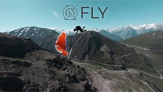 COLA FPV : FLY. Base Jumping, Speed Riding, & FPV.