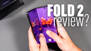 Samsung Galaxy Z Fold2 5G: Here's Why I'm Keeping It