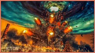 Cinematic Citadel Explosion | HALF-LIFE 2 SFM Animation