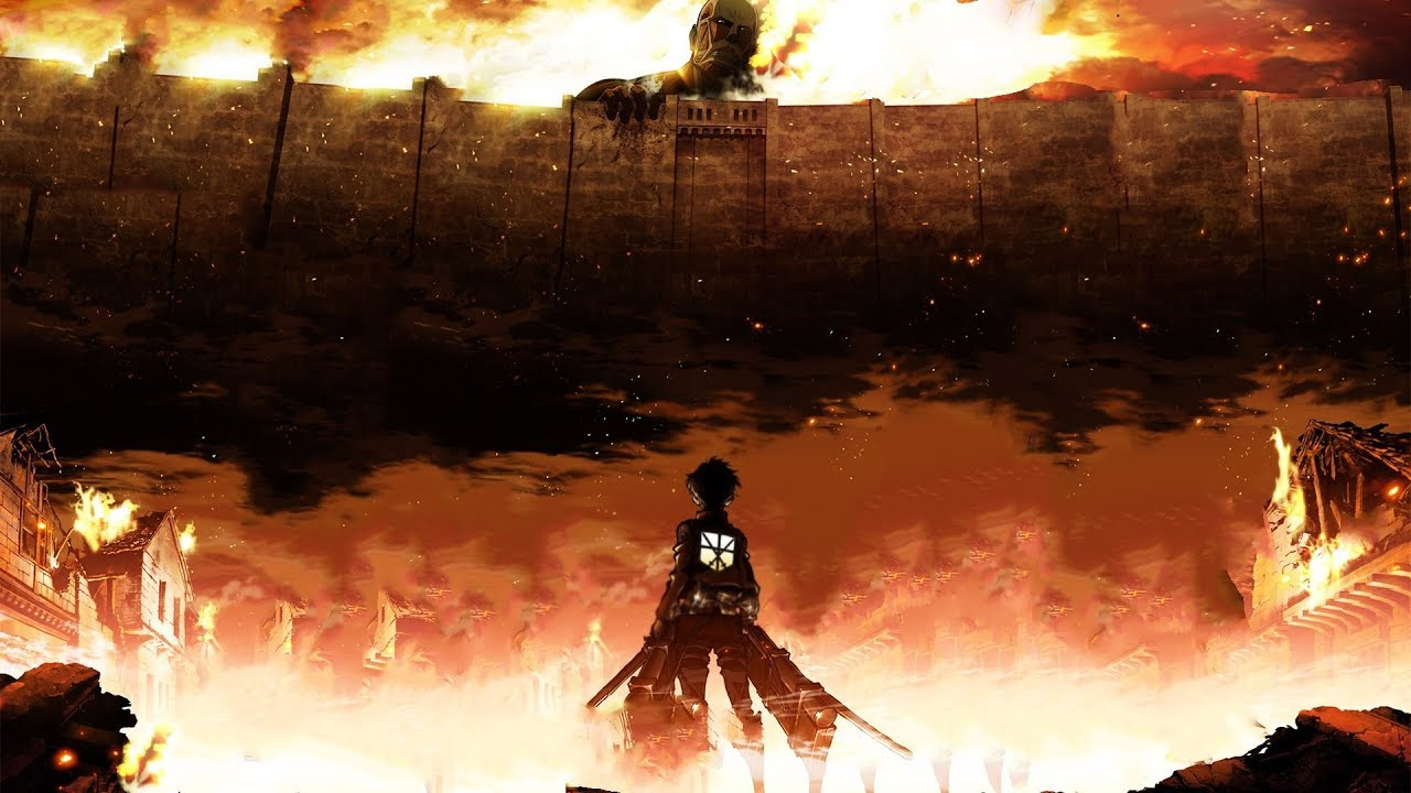 Attack On Titan「AMV」Bring Me Back To Life . .