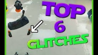 Top 6 Gta 5 freemode glitches ps3/xbox 360 1.28
