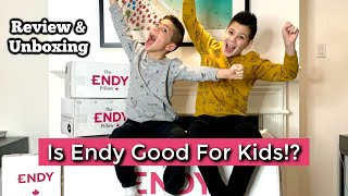 Is The Endy Mattress Good For Kids? Review & Unboxing