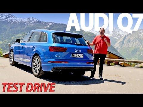 ► 2016 Audi Q7 Review