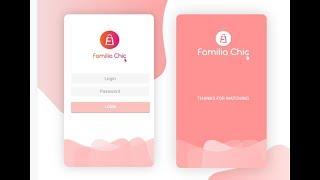 Create beautiful login screen| IONIC 3 Tutorial|Android Apps|IOS Apps|Login Screen|IONIC 3 Apps|