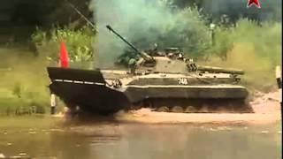 БМП-2. Военная техника россии.