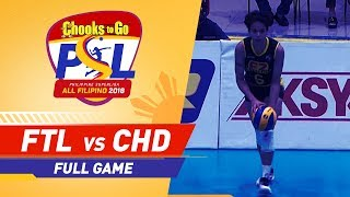 Full Game: F2 Logistics vs. Cignal HD | PSL All-Filipino Conference 2018