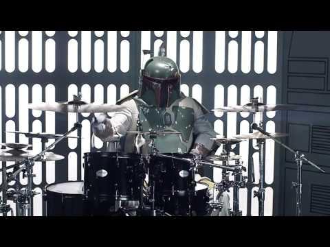 hqdefault - El tema de Star Wars tocado al estilo heavy