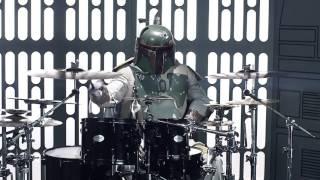 Gambar cover Star Wars Main Theme - Single by Galactic Empire