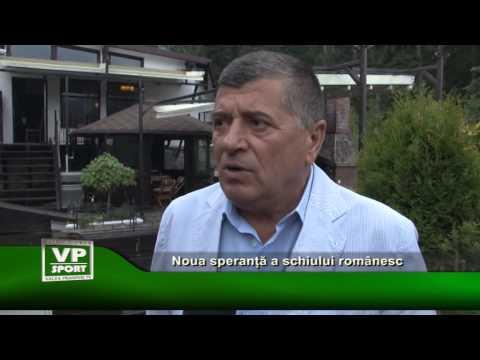 Noua speranță a schiului românesc