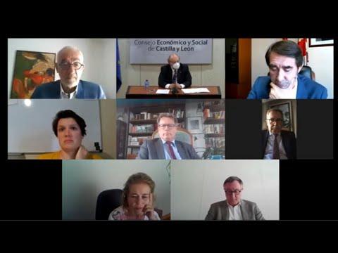 """Conférence RTA. Présentation du document """"Vers une révision du RTE-T pour l'Espace Atlantique"""""""