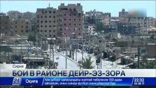 А.Атамбаев прокомментировал вопрос отправки кыргызских военных в Сирию