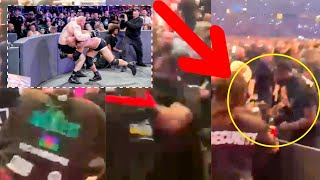 *LEAKED* BILLY JOE SAUNDERS POPS KNOCKED OUT AFTER RING RUSH SEEING CANELO KO HIS SON!! | BOXINGEGO