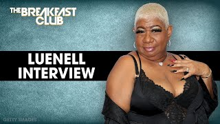 Luenell On Flashing Prison Inmates, Upcoming Comedy Shows + More