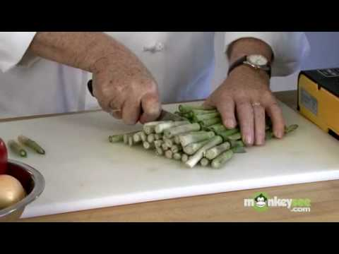 Video How To Prepare Asparagus
