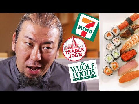 Sushi Chef Reviews Cheap Sushi