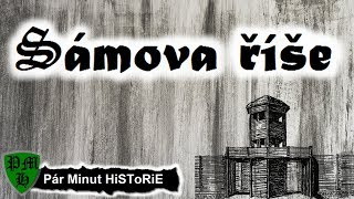 Slované a Sámova říše | Stručné Dějiny Evropy [ 535 - 830 ] Pár Minut HiSToRiE