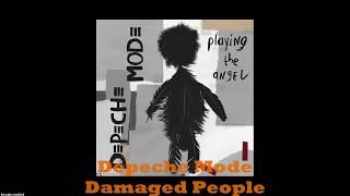 Depeche Mode- Damaged People (Sub. español e ingles)