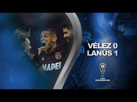 Con gol del eterno Sand, Lanús le ganó a Vélez