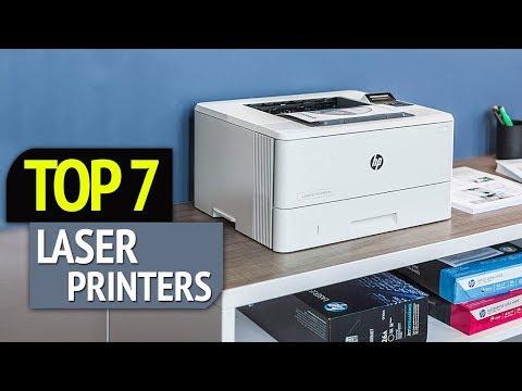 TOP 7: Best Laser Printers 2018