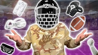 Top 10 WORST Football Accessories Football Players DO NOT NEED
