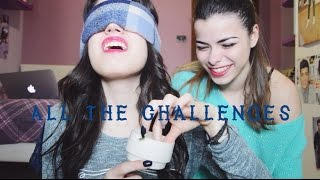 ALL THE CHALLENGES | Double C Blog