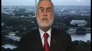 لقاء الأستاذ إبراهيم صهد على قناة ليبيا TV - جزء 4