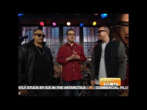 "REY y KAYE Live on ""Good Day"" 2014"