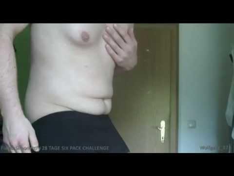 Wie 6 kg für 3 Wochen damit die Taille zu stürzen wurde 60 cm