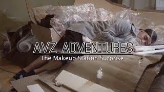 Avz Adventures - The Makeup Station Surprise