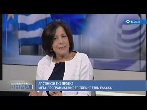 Πρώτη Μετα – Προγραμματική Αποστολή στην Ελλάδα και  Ομιλίες  Πολιτικών Αρχηγών στη ΔΕΘ (20/09/2018)