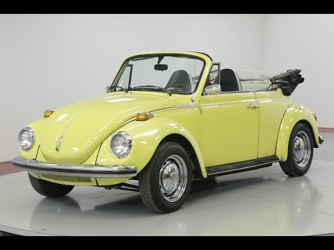 Video of Classic 1973 Beetle located in Denver  Colorado - $9,900.00 Offered by Worldwide Vintage Autos - PGMT