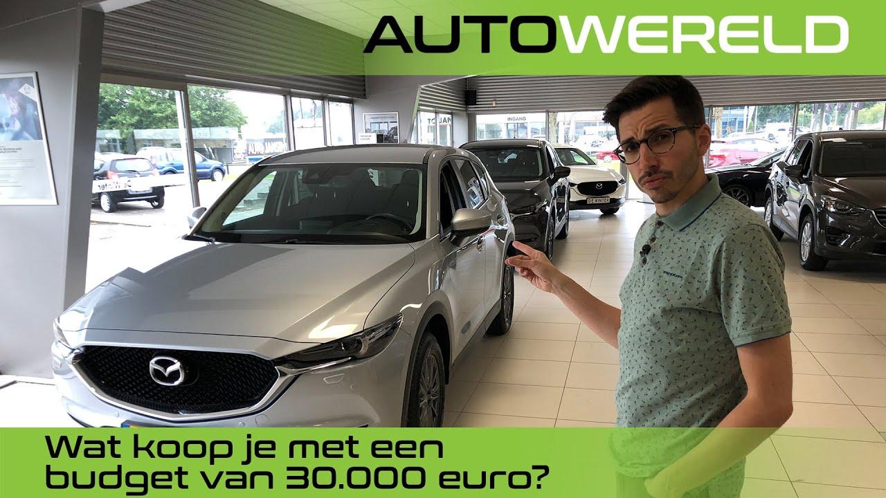 Vakgarage Wegwijzer – Wat koop je met een budget van 30.000 euro?